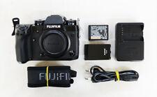 # Fujifilm X-H1 Mirrorless Digital Camera - Black  S/N 61529