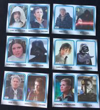 JOURNEY TO STAR WARS THE LAST JEDI Walmart Exclusive Family legacy Complete SET