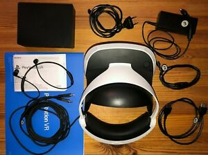 Sony PlayStation PS4 VR Brille CUH-ZVR2 OVP