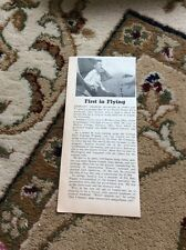 Q1-a-a Ephemera 1940s Article Usa Edward Francis Scanlon Flier