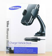 Genuine Samsung Wireless Charging Car Charger Vehicle Dock-Galaxy S7/edge S8 S8+