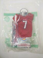2007 Burger King NFL Mini Jersey #7 Arizona Cardinals Matt Leinart