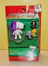 Peanuts Snoopy With Hat,and Woodstock on Zamboni 2010 60 year Edition New