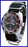 AMPHIBIA 200m VOSTOK AUTOMATIC MECHANICAL WATCH! NEW! 2416/710634 It