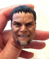Custom Man of Steel Superman General Zod Head 1/6 Fit HOT TOYS BODY