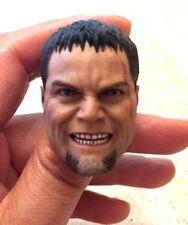 Custom Man of Steel Superman General Zod Head 1/6 Fit HOT TOYS BODY