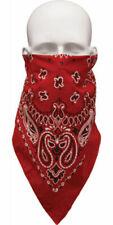 Bandana/Foulard da donna rosso