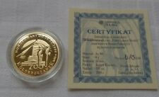 Poland SeaHorse Gold RARE only 100pcs  Limited Edition