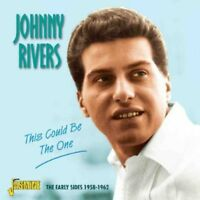 Johnny Rivers - This Could Be the One: Early Sides 1958 - 1962 [New CD]
