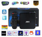 M8 Quad Core Android 4.4 TV Box Smart Mini PC XBMC Fully Loaded 2GB/8GB 5G Wifi