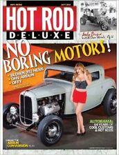 HOT ROD DELUXE Magazine - July, 2014