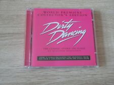 Dirty Dancing  The Classic Story On Stage  2 CD Album