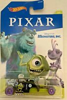 Hot Wheels-Disney's Pixar-Monsters, Inc.-Altered Ego-1:64-New On Card-2 Of 5