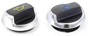 Pair Of New Genuine Porsche 991 Coolant & Oil Cap VW Audi Seat Skoda VAG 1.8 2.0