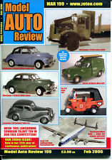 MODEL AUTO REVIEW (MAR) Magazine (2006) Special Bundle Offer - 9 NEW ISSUES!