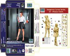 "Master Box 1/24 Dangerous Curves Series - ""Ali, #Status Check"""