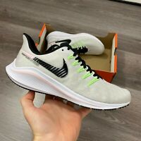 WOMENS NIKE AIR ZOOM VOMERO 14 WHITE RUNNING TRAINERS SIZE UK5 US7.5 EUR38.5