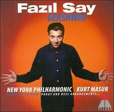 Gershwin / Fazil Say, New York PO, New Music
