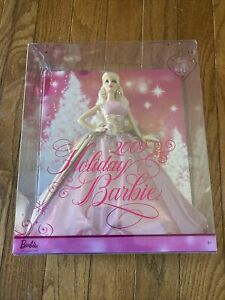 Mattel 50th Anniversary Holiday Barbie 2009 Blonde Collector Edition New In Box