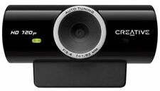 Webcams Creative con resolución de 1280 x 720 para ordenadores portátiles