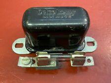 20 's 30 's 40 's BUICK CHEVROLET CADILLAC DELCO REMY 6V HEADLIGHT RELAY NOS