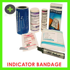 Snake and Spider Bite First Aid Kit With Premium Indicator Bandage X4 Kits
