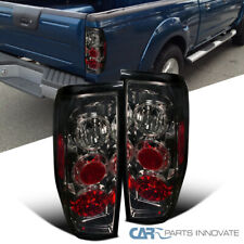 For 05-14 Nissan Frontier 09-12 Suzuki Equator Smoke Tail Lights Brake Lamps
