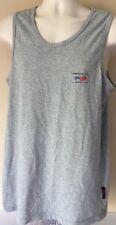 Perry Ellis America Tank Top Gray 90s Streetwear Men's Large