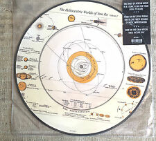 Sun Ra And His Solar Arkestra The Heliocentric Worlds Of Sun Ra - LP, Pictures