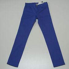 H&M Hose blau verstellbarer Bund Gr. 152 *neu Etikett*