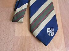 CPM Colin Peter Metson GLAMORGAN Benefit Year Tie by William Turner