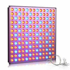 Roleadro LED Grow Light, 75w Plant Growing Lights Grow Lamps Panel with Red&Blue