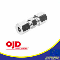 """1 X Brake Line Compression Fitting Connector 3/16"""" 4,75 mm"""
