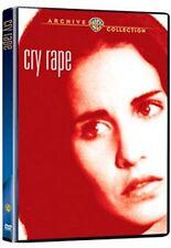 CRY RAPE - (1973 Andrea Marcovicci) Region Free DVD - Sealed