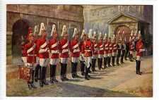 (Lt492-383) Four O'Clock Parade at Horse Guards, c1910, Unused VG