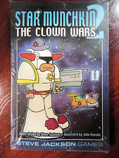 Star Munchkin 2,The Clow Wars,Ed.Steve Jackson (INGLES)