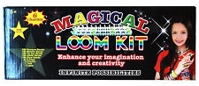 Magical Loom Kit for making rubber band jewelry