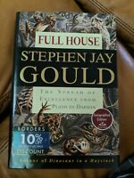 Full House - (Signed' First Edition) MINT by Stephen Jay Gould - Evolution