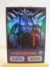 ~PROXY~ Orica Custom Obelisk the Tormentor (Anime Style) Ultra Rare Egyptian God
