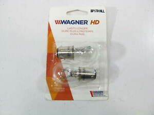 (2) Wagner BP17916LL Long Life Turn Signal Parking Tail Light Lamp Bulb