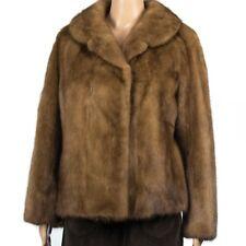 Nerzjacke Damen Fell Mink Jacket Fur норка  - Size: 42-44  (N397)