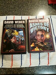 David Weber Echoes of honor and Ashes of victory
