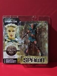 2002 McFarlane Spawn Dark Ages The Viking Age Valkerie Series 22 Action Figure