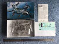 Fujimi 1/48 Messerschmitt Bf109G-10 model kit #48005
