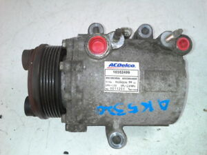 2006 Buick Rendezvous AC A/C AIR CONDITIONING COMPRESSOR