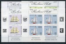 Argentinien 1405/08 Kleinbogen postfrisch / Schiffe ......................2/1928