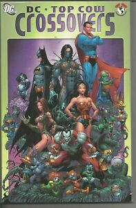 TPB DC/TOP COW CROSSOVERS en V.O. 2007
