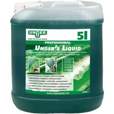 Unger Liquid 5l Soap Window Cleaning Additive