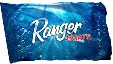 Ranger Boats Flag Banner 3 X 5feet Marine Fishing Boats SUV Light 100% Polyester