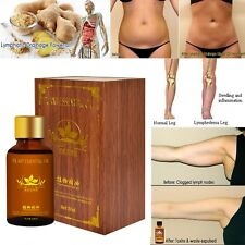 5pcs Arrival Plant Therapy Lymphatic Drainage Ginger Oil Body 100 Natural